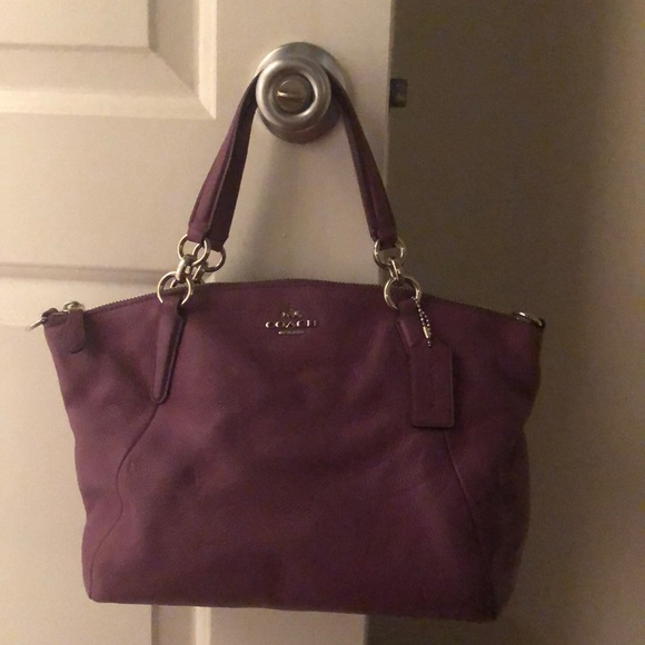 Coach Handbags - Authentic coach mini tote